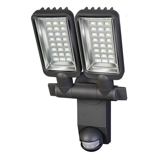Brennenstuhl 1179650 Sensor LED Zone Lighting Duo Clear Glass + Motion Detector