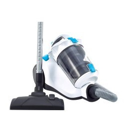 Zanussi ZAN7880UKEL Pet Cylinder Vacuum Cleaner Ice White & Blue Reviews