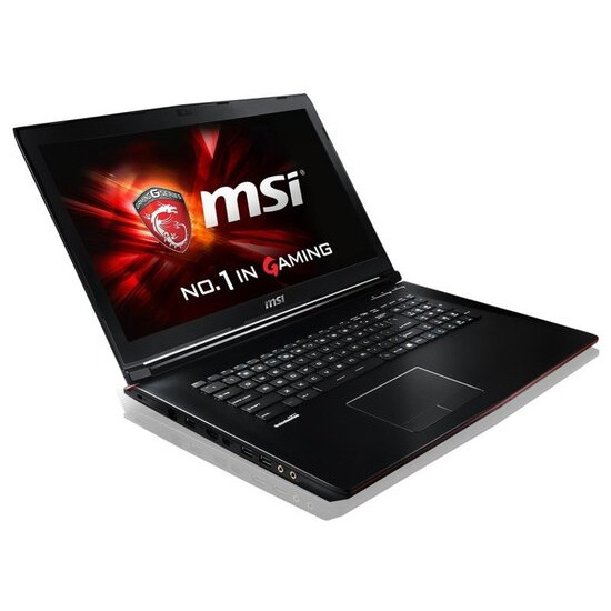 MSI GP72 6QF(Leopard Pro)-626UK Gaming Laptop Skylake i7-6700HQ 2.6GHz 8GB DDR4 RAM 1TB HDD 128GB SSD 17.3 FHD DVDRW nVidia Geforce GTX 960M 2GB WIFI Windows 10 64bit