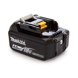 Makita BL1840B (1967265-4) 18 Volt 4.0Ah Lithium-Ion Battery Reviews