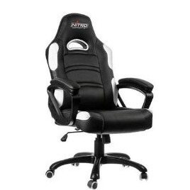 Nitro Concepts C80 Comfort Series Gaming Chair - Black/White Reviews