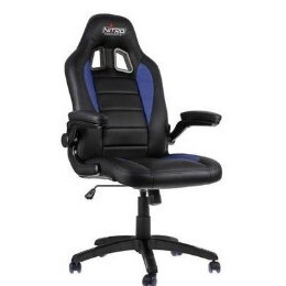 Nitro Concepts C80 Motion Series Gaming Chair - Black/Blue Reviews
