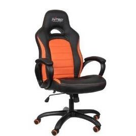 Nitro Concepts C80 Pure Series Gaming Chair - Black/Orange Reviews