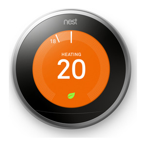 Photo of NEST Learning Thermostat 3RD Gen Smart Home Technology
