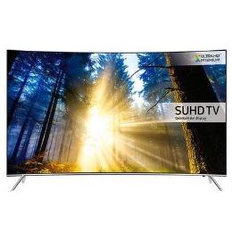 Samsung UE49KS7500 49 Inch Smart 4K SUHD Curved LED TV 2200 PQI Reviews