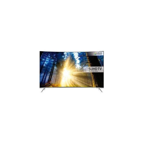 Samsung UE49KS7500 49 Inch Smart 4K SUHD Curved LED TV 2200 PQI