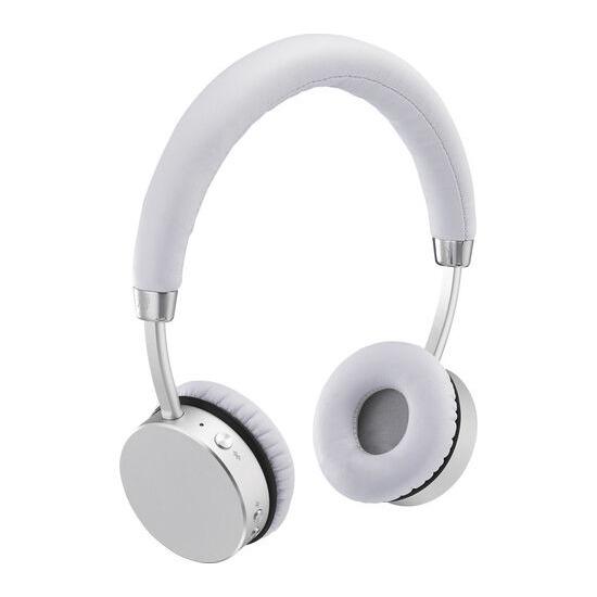Goji GTCONSL16 Wireless Bluetooth Headphones - Silver