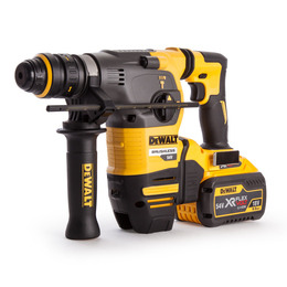 Dewalt DCH333X2 54V Brushless XR FLEXVOLT SDS Rotary Hammer Reviews