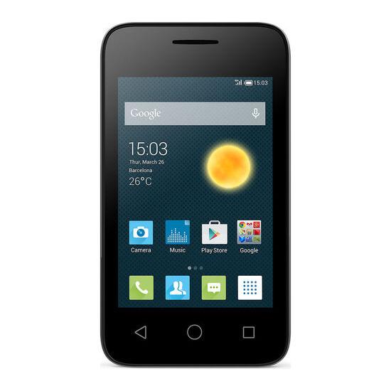 Pixi 3 3.5 - 4 GB, Black