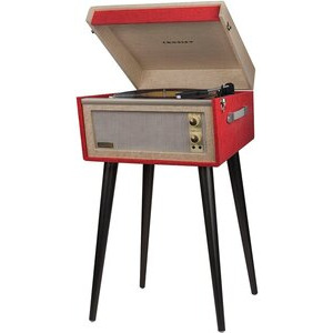 Photo of Crosley Dansette Bermuda Portable Turntable CR6233A Turntables and Mixing Deck