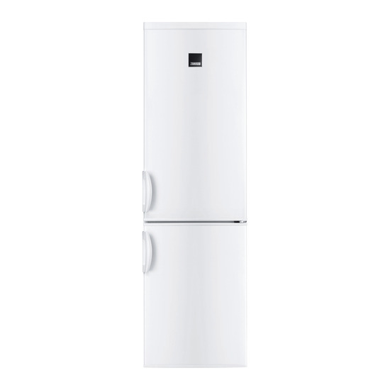 Zanussi ZRB38424WA Fridge Freezer - White