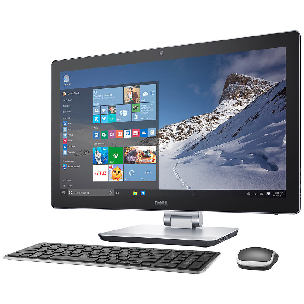Marvelous Dell Inspiron 24 7000 Reviews Prices And Deals 16Gb Of Download Free Architecture Designs Embacsunscenecom