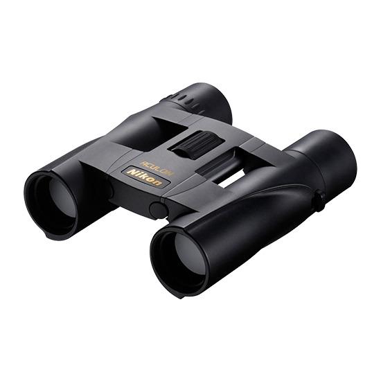Nikon 8x25 Aculon A30 Compact Binocular - Black