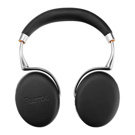 PARROT Zik 3 Wireless Bluetooth Noise-Cancelling Headphones - Black