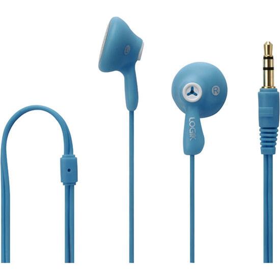 Gelly LGELBLU16 Headphones - Blue