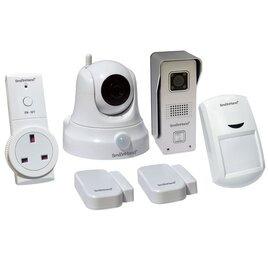 SmaInHand Smart Home Security Kit