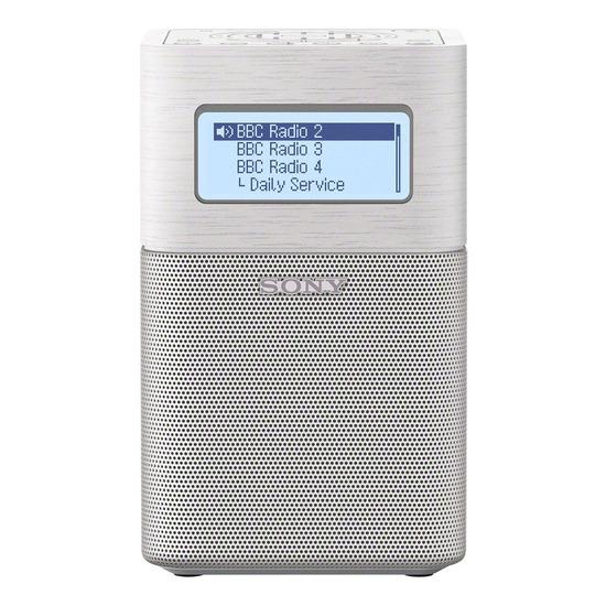 Sony XDRV1BTDW Radio