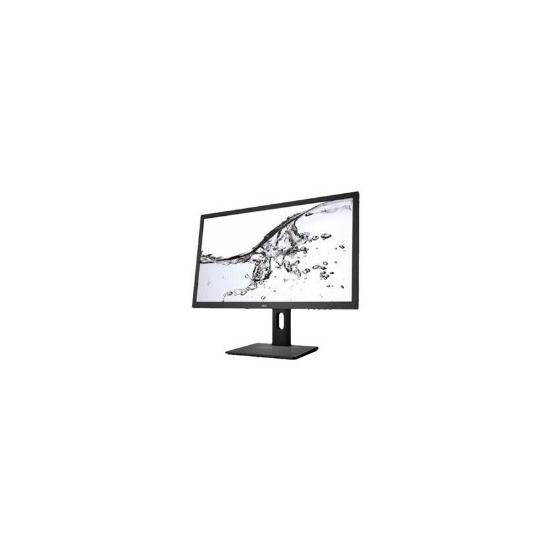 AOC Q2775PQU 27 IPS VGA DVI HDMI DP USB Speakers Monitor