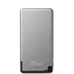ReCharge 5000 Ultrathin Universal Lightning Charger - Grey & Black Reviews