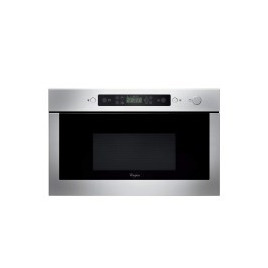 Whirlpool AMW438IX Built-In Microwave with Grill - Stainless Steel Reviews