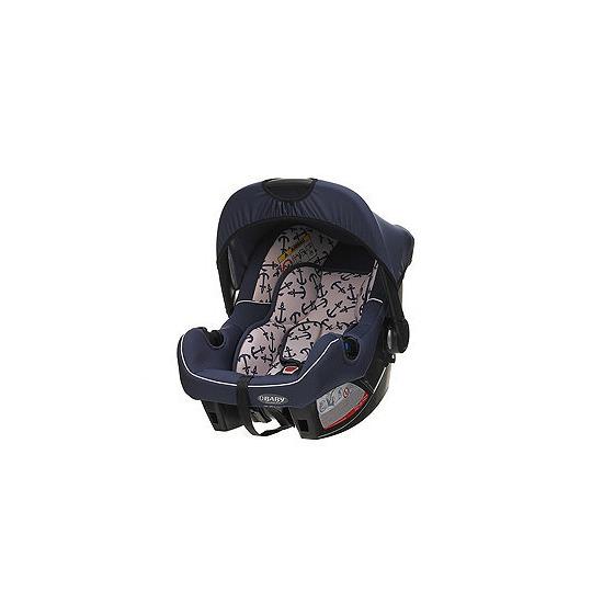 Obaby 0+ Infant Car Seat & Stroller Adaptor