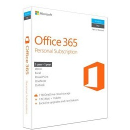 Microsoft Office 365 Personal 32/64 Bit - 1 PC/Mac + 1 Tablet + Smartphone P2 Reviews