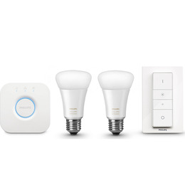 Hue White Ambiance Starter Kit Reviews