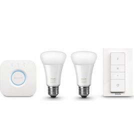 Hue White Ambiance Starter Kit Reviews