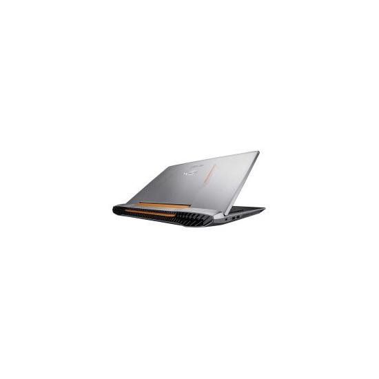 Asus G752VT-GC107T Core i7-6700HQ 16GB 256GB SSD Nvidia GeForce GTX 970M 3GB 17.3 Inch Windows 10 Laptop