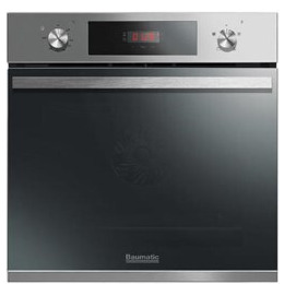 Baumatic BOFT604X Vantage Electric Single Fan Oven With Full Programmer Stainless Steel Reviews