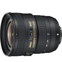 Nikon AF-S NIKKOR 18-35 mm f/3.5-4.5G Wide-angle Zoom Lens Reviews