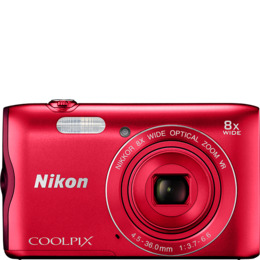 Nikon Coolpix A300 Reviews