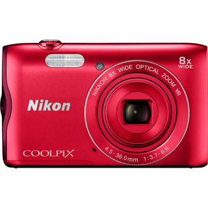 Photo of Nikon Coolpix A300 Digital Camera