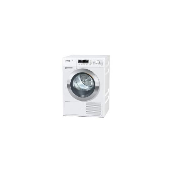 Miele TKR850 WP Heat Pump Tumble Dryer - White