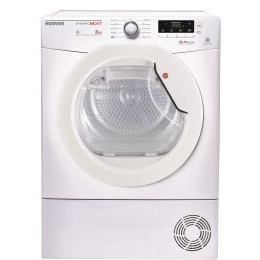 Hoover DNHD813A280 8kg Freestanding Sensor Condenser Tumble Dryer With Heat Pump Reviews