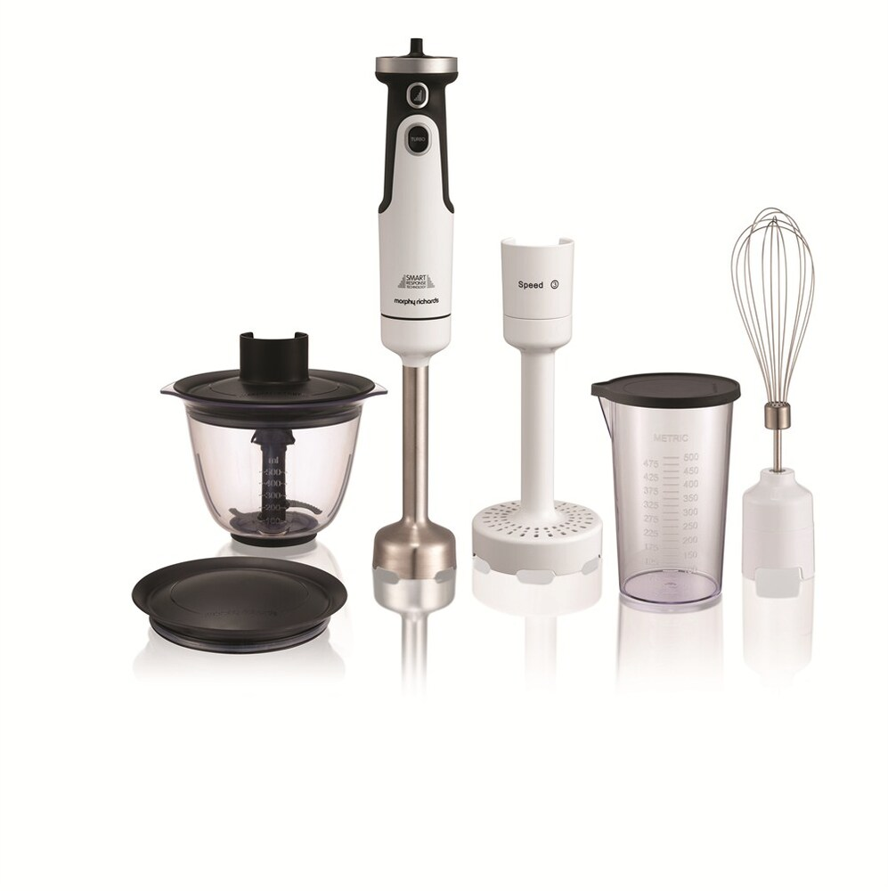 Morphy Richards 402052 Total Control Hand Blender Pro Set Reviews Kenwood Bl335