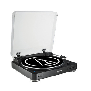 Photo of Audio-Technica AT-LP60BT Turntables and Mixing Deck