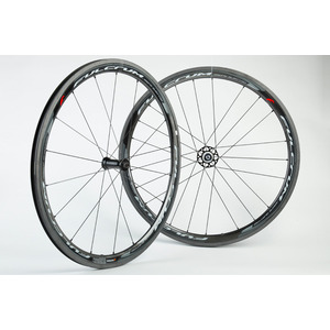 Photo of Fulcrum Racing Quattro Carbon Wheels Bicycle Component
