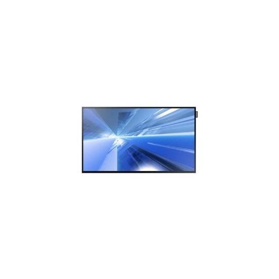 Samsung LH32DCEPLGC/EN 32 Inch; LED Large Format Display Full HD 330 cd/m2 Brightness 24/7