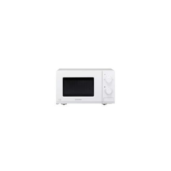 Daewoo KOR7LC7 800 W Manual Control Micrcomowave Oven with CRS 7 variable power levels