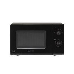 Daewoo KOR7LC7BK 20 litre 800 W Manual Control Microwave Oven with CRS 7 variable power levels Reviews
