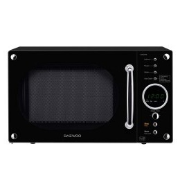 Daewoo KOR8A9RB 23 litre 800 W Retro Design Microwave Oven Reviews