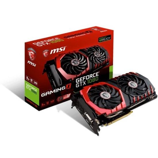 Geforce NVIDIA GTX 1080
