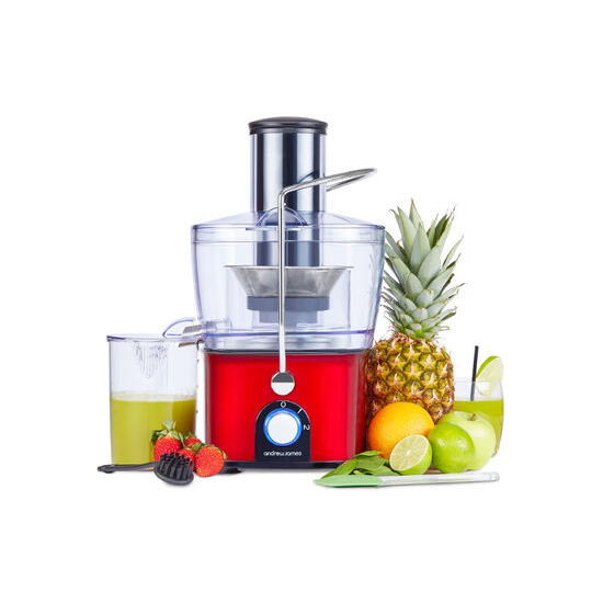 Andrew James Integrated Whole Fruit Juicer