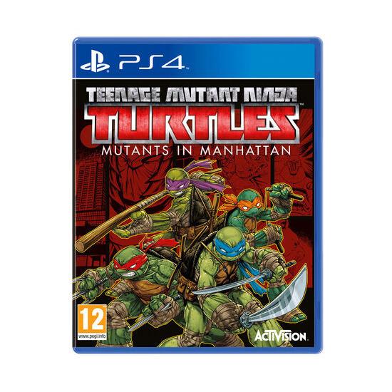 Playstation 4 Teenage Mutant Ninja Turtles - Mutants in Manhattan