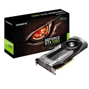 Photo of GeForce GTX 1080 Founders Edition Graphics Card
