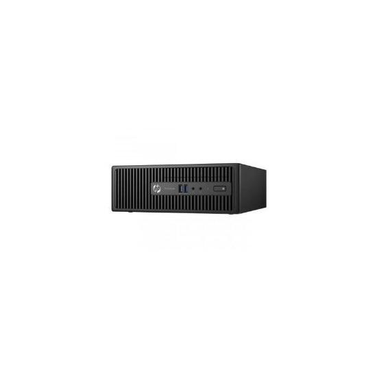 HP ProDesk 400 G3 Core i3-6100 4GB 128GB SSD DVD-SM Windows 10 Desktop