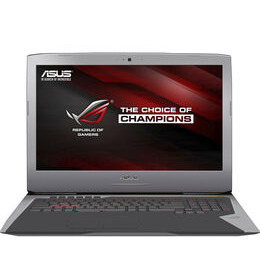 Asus G752VTT7022T Reviews