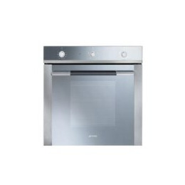 SMEG SF102GV Linea Gas Fan Oven With Electric Grill Stainless Steel Reviews