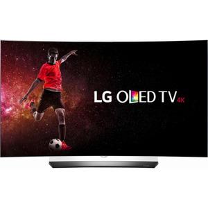 Photo of LG OLED55C6V Television